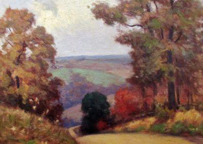 Indiana Landscape, ca. 1910-20