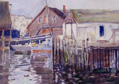 Gloucester Harbor, 1927