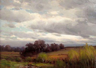Untitled (Indiana Landscape), ca. 1920