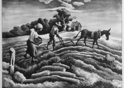 Planting, 1939