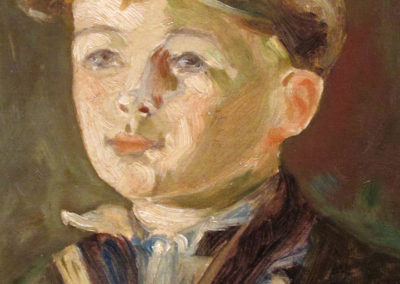 Messenger Boy, ca. 1910
