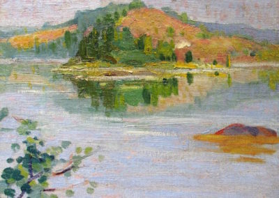 Reflections, ca. 1925