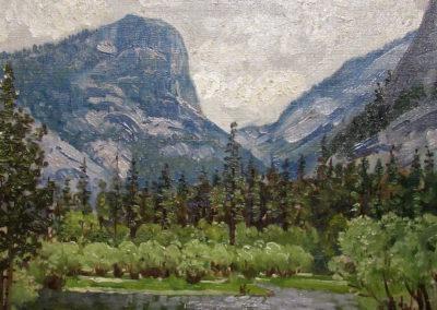Yosemite Theodore Wores