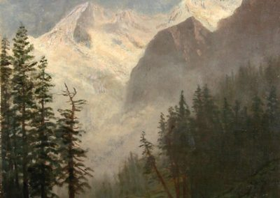 Mountain Landscape, ca. 1870