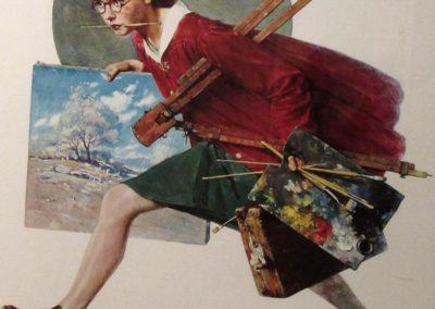 Wet Paint, 1973