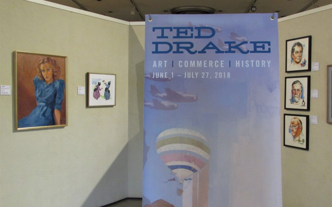 Ted Drake: Artist-Illustrator