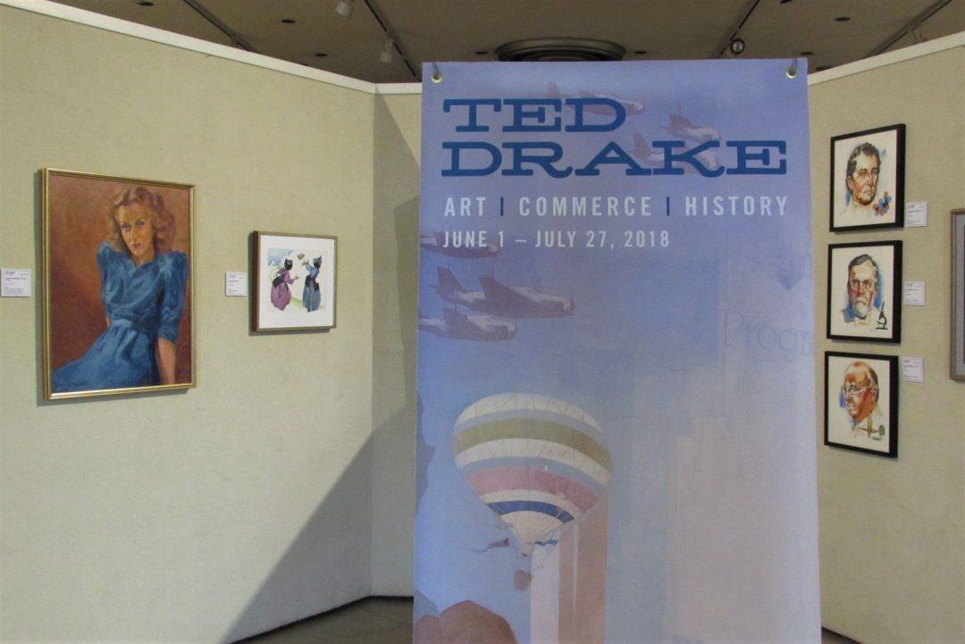 Ted Drake: Artist-Illustrator