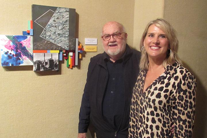 Abner Hershberger & Cindy Burns